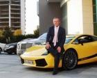 Ali Ağaoğlu'nun otomobillerinin toplam değeri 11.5 milyon TL!