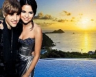 Selena Gomez- Justin Bieber çifti 5 bin liraya villa kiraladı!