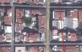 Fatih'te 15 milyon TL'ye icradan satılık otel!