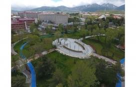 Erzurum Yakutiye Millet Bahçesi ihalesi 12 Mart'ta!