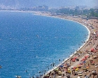 Antalya'ya gelen dört turistten biri zengin!