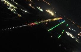3. havalimanı gece görüntülendi!