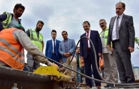 Samsun'da raylı sisteme 120 milyon liralık yatırım!
