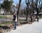 Sakarya Şemsiyeli Park'ta çalışmalara başlandı!