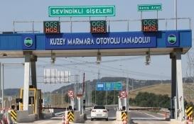 Kuzey Marmara Otoyolu'nun Sevindikli-TEM İzmit-1 kavşakları açılıyor!