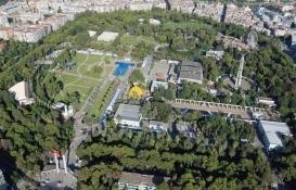 İzmir Kültürpark için karar toplantısı!
