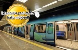 Kaynarca-Tuzla-Pendik metro hattının inşaatı başlıyor!