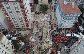 Kartal'daki çöken bina davası Eylül'e ertelendi!