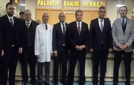 Esenyurt palyatif bakım merkezi açıldı!