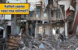 Depreme karşı yapılarda 'deprem boşluğu' önlemi!