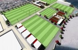 Göztepe spor tesisi arazisinin imar planı değişecek!