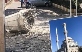 Avcılar'da yıkılan camide yeni detaylar ortaya çıktı!