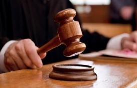 Arazi anlaşmazlığında yeğenini vuran sanık ve oğullarına 5 yıl 7 ay hapis!