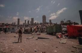 Lübnanlılar yıkılan kentin imar edilmesini istedi!