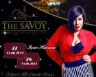 Savoy 2012 gala geceleri Işın Karaca Konseri ile başlıyor!