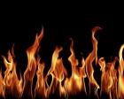 Sivas'ın Hafik ilçesindeki bir ekmek fabrikasında yangın çıktı!