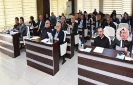 Giresun Belediye Meclisi Ocak ayı toplantısında imar konuşuldu!