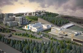 Kocaeli Şehir Hastanesi inşaatında son durum!