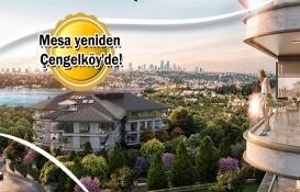Mesa Çengelköy Bosphorus ön talep topluyor! Yeni proje!
