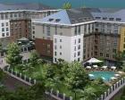Şişli Bomonti Palms Residence'ta 277 bin dolara 1+1!
