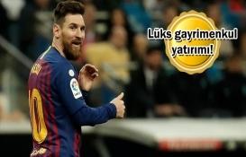 Messi Miami'den 8 milyon Euro'ya ev aldı!