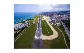 Trabzon Havaalanı pisti onarıma alındı!