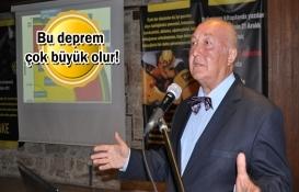 Ahmet Ercan: Marmara 2.5 metre Yunanistan'a kayacak!