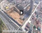 Ritim İstanbul projesi havadan görüntülendi!