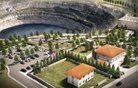 Tarihi Obruk Hanı'ndaki restorasyon çalışmalarını yüzde 40'ı tamamlandı!
