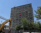 Ankara Emniyet Müdürlüğü yıkılıyor!