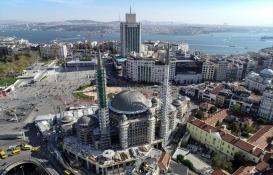 Taksim Camisi 2020'de
