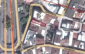 Fatih'te 8 milyon TL'ye icradan satılık 7 katlı apartman!