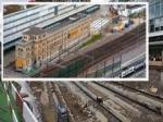 İsviçre'de 122 yaşındaki 200 tonluk bina yer değiştirdi!