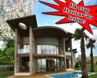 GölMahal Büyükçekmece'de 1 milyon 295 bin dolara villa!