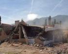 Bursa'da kaçak yapıldığı belirlenen 20 yapı yıkıldı