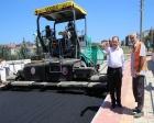 Samsun Bafra'nın cadde ve sokakları yenileniyor!