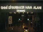 Diyarbakır Havalimanı ana pistte tadilat var, uçuşlar Borajet'te!