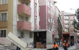 Kartal'daki riskli binalar tahliye ediliyor!