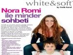 WhiteandSoft By Fatih Kıral'dan annelere ve anne adaylarını minder sohbetine bekliyor!