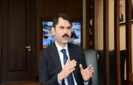Murat Kurum: Yatay mimariye uygun şehirler inşa edeceğiz!