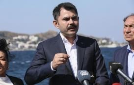 Murat Kurum'dan Salda Gölü açıklaması!