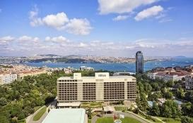 Hilton İstanbul Bosphorus baştan yaratılacak!