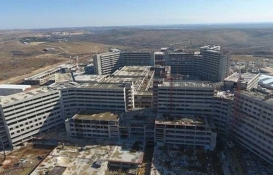 Gaziantep Şehir Hastanesi Orta Doğu'nun sağlık üssü olacak!