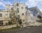 İsrail Doğu Kudüs'teki çoban Oteli yıktı!