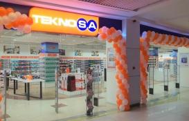 Teknosa Kayseri Park AVM'de mağaza açtı!