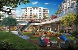 Bahçeşehir Eston Şehir Koru'da yüzde 1 KDV fırsatı!