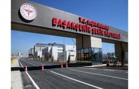Başakşehir İkitelli Şehir Hastanesi yolunda sona gelindi!