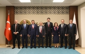 Kayseri'nin kentsel dönüşüm projeleri masaya yatırıldı!
