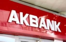 Akbank haftaya konut kredisi faiz indirimi ile başladı!