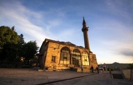 Giresun'da tescilli camilerin restorasyonu tamamlandı!